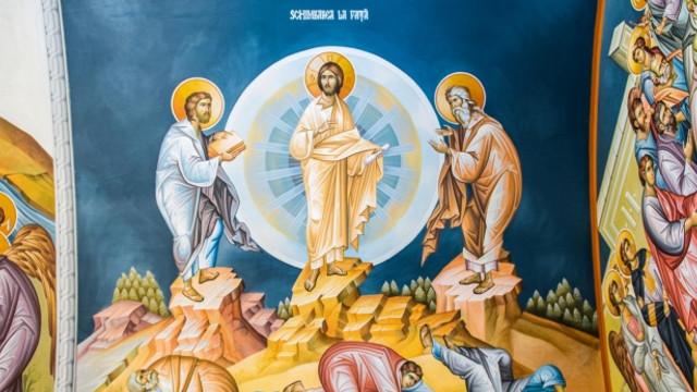 Creştinii ortodocşi de stil vechi sărbătoresc astăzi Schimbarea la Faţă a Domnului