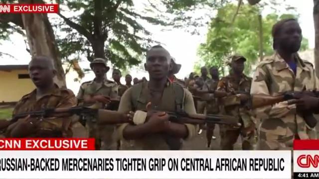 Armata privată a lui Putin. Bandele de mercenari și oligarhii iau cu asalt Africa (CNN)