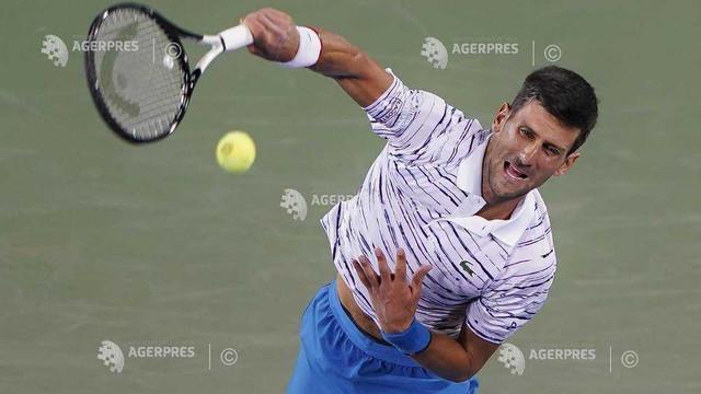 Tenis: Novak Djokovic va juca pentru Serbia în Cupa Davis