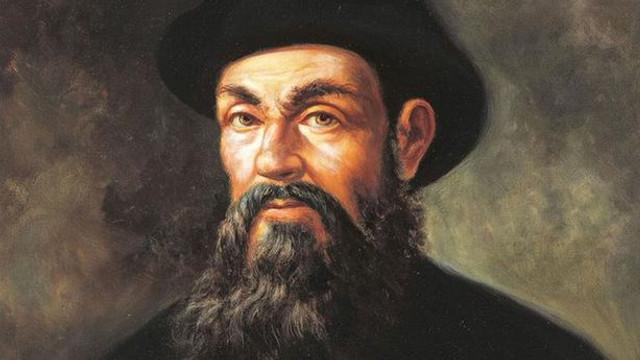Fernando de Magellan | 500 de ani de la prima călătorie în jurul Pământului