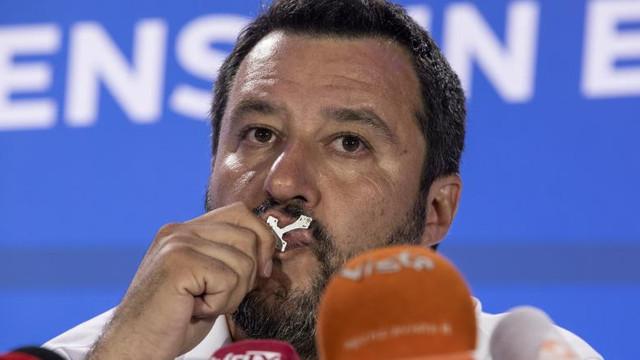 Criză politică în Italia: Extremistul Salvini, lăsat în afara noului guvern