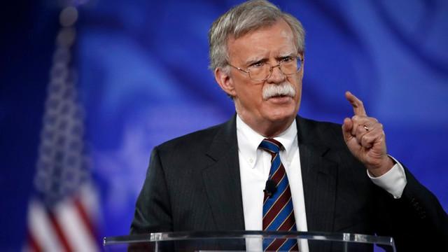 John Bolton în Ucraina: SUA sunt îngrijorate în legătură cu militarizarea Crimeii (media ucrainene)