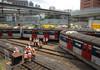 Tren deraiat în Hong Kong: Mai mulţi oameni au fost răniţi