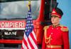 FOTO/ViDEO | O nouă unitate de salvatori și pompieri, inaugurată la Taraclia, cu suportul armatei SUA