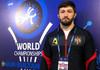 Georgii Rubaev a ocupat locul 5 la Mondialul din Kazahstan