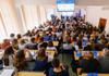 Peste 150 de tineri au aflat cum pot să beneficieze de proiectele UE