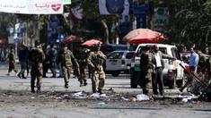 Cele două explozii din Afganistan, revendicate de talibani