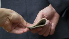 Un sondaj a arătat că mita medie în Serbia a fost anul trecut de 74 de euro
