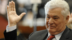 Voronin insistă ca procurorii să fie trași la răspundere penală în cazul furtului din sistemul bancar