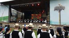 FOTO | Festivalul Românilor de Pretutindeni la Vatra: Culoare, muzică și bucate, la poalele Codrilor Moldovei