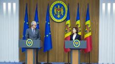 R.Moldova ar putea beneficia de cele două tranșe din asistența macrofinanciară până la sfârșitul anului curent