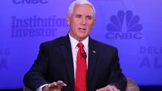 Opt dintre agenții Secret Service care asigură protecția lui Mike Pence au fost testați pozitiv