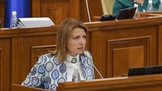 """Arina Spătaru renunță la calitatea de membru al Biroului politic permanent al Platformei DA. """"Un partid nu se ține doar pe discursurile unui lider"""""""