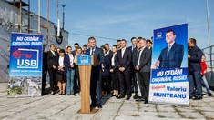 Alegeri locale 2019 | Candidatul USB, Valeriu Munteanu: Chișinăul este în mare pericol