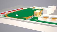 În municipiul Comrat va fi  un complex sportiv