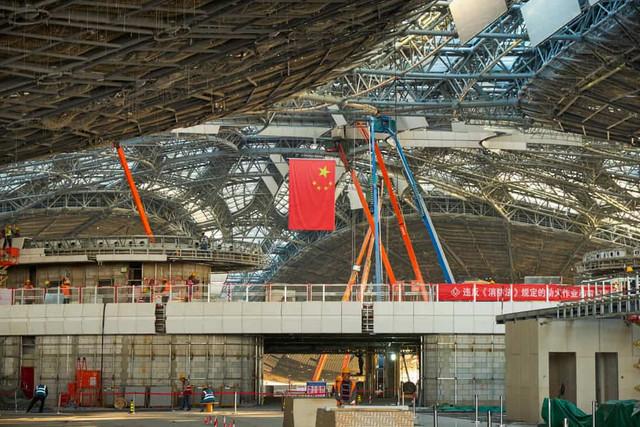 China a deschis un nou aeroport internaţional, în Beijing