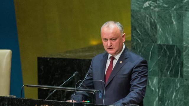 Dionis Cenuşă: După discursul lui Dodon la ONU, practic, Rusia este absolvită de orice responsabilitate pentru cele întâmplate la începutul anilor '90 (Revista presei)