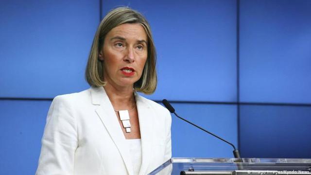 Federica Mogherini a chemat guvernul și opoziția din Venezuela să reia dialogul pentru a încerca să găsească o soluție a crizei politice