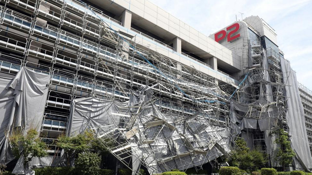Peste 430 de mii de gospodării au rămas fără energie electrică, după taifunul Faxai de lângă Tokyo