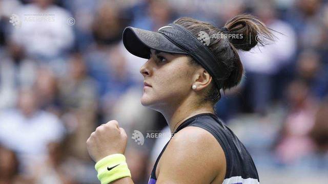 Tenis: Clasamentul WTA - Bianca Andreescu a urcat pe 5, Simona Halep e pe 6; Ashleigh Barty, din nou lider