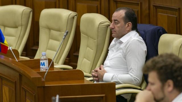 Parlamentul a ridicat imunitatea parlamentară a deputatului Petru Jardan