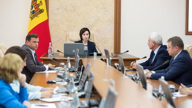Guvernul anunță concurs pentru funcția de secretar general de stat la mai multe ministere
