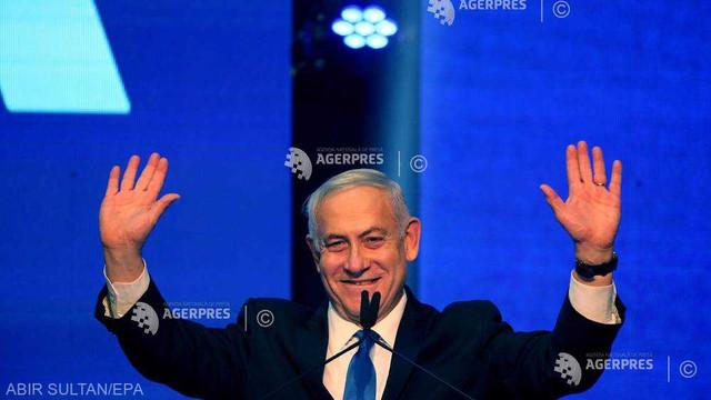 Israel: Netanyahu nu cedează și cere formarea unui
