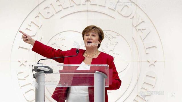 Bulgăroaica Kristalina Georgieva a fost confirmată în postul de director general al FMI