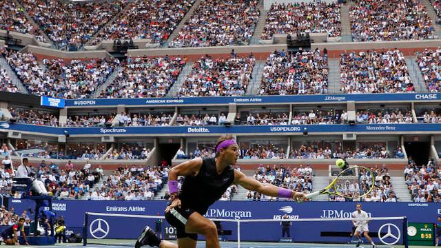 Tenis: Număr record de spectatori la US Open
