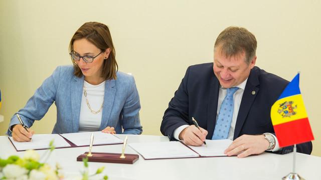 Guvernul Franței va contribui la reabilitare și modernizare liniei de cale ferată Chișinău – Ungheni