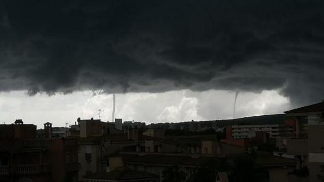 Fenomene meteo severe au amânat începerea școlii în unele regiuni din Spania
