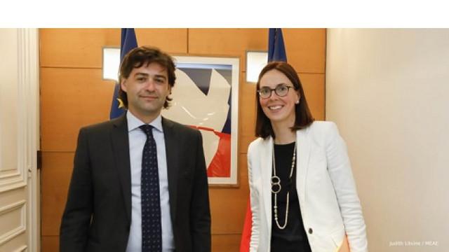 Secretarul de stat francez pentru Afaceri Europene va efectua o vizită la Chișinău