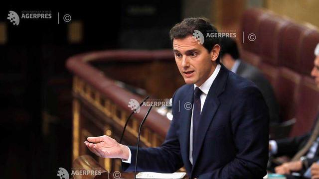 Spania: Formațiunea de centru-dreapta Ciudadanos face propuneri pentru ieșirea din impasul politic
