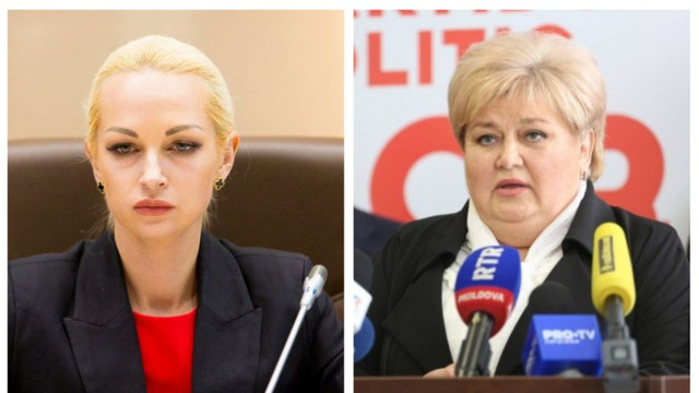 CC a respins sesizarea depusă de trei deputați ai Partidului Șor, care au contestat ridicarea imunității parlamentare a Marinei Tauber și Reghinei Apostolova