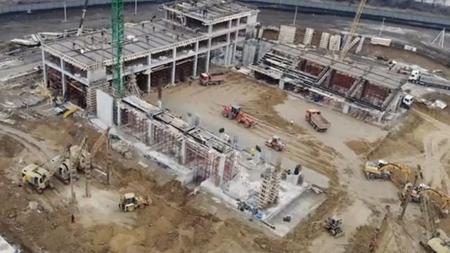 APP despre Arena Chișinău: Costul proiectului deviază foarte mult de la cele stabilite, iar exploatarea edificiului nu poate aduce un venit suficient pentru achitarea datoriilor de construcții