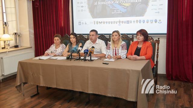 Festivalul Cultural al Românilor de Pretutindeni   Vor participa peste 150 de ansambluri etnofolclorice, cu artiști vestiți de pe ambele maluri ale Prutului