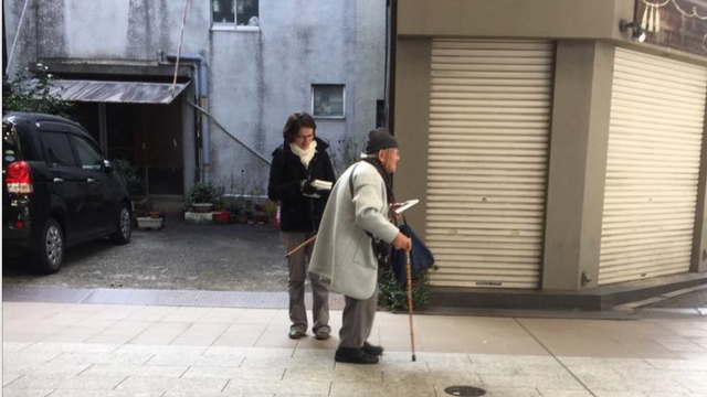 Numărul persoanelor care au depăşit vârsta de 100 de an, din Japonia, a trecut pentru prima dată de 70.000
