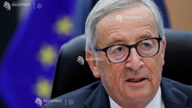 Juncker îi critică pe cei care refuză vaccinarea, spunând că