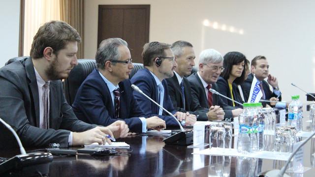Vicepremierul pentru reintegrare a avut o întrevedere cu Secretarul General al OSCE