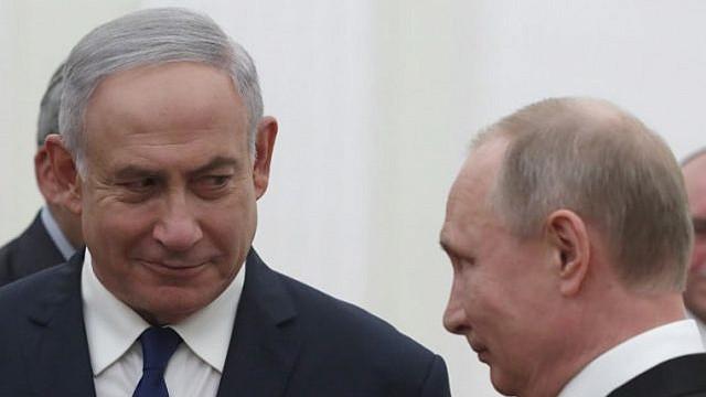Benjamin Netanyahu ar urma să se întâlnească la Soci cu Vladimir Putin