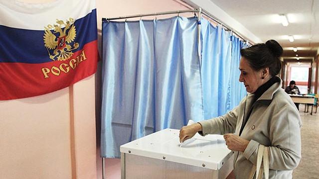 Rezultatele finale ale alegerilor din Rusia: Partidul lui Putin a obținut 49,8%. În Dumă au mai intrat 4 partide