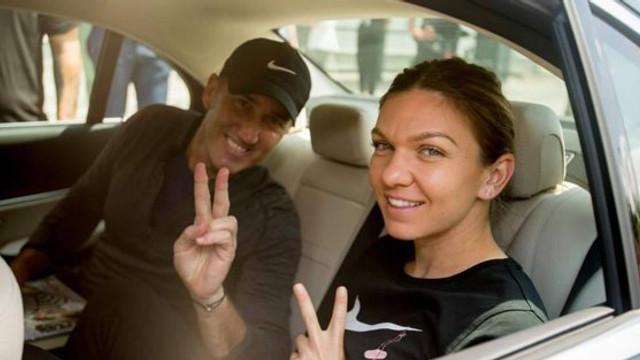 """Avertismentul noului-vechiului antrenor pentru Simona Halep: """"Renunţi la desert de anul viitor, corect?"""""""
