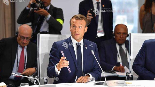 Macron şi regele Abdullah al II-lea al Iordaniei, ''îngrijoraţi'' de anexarea de către Israel a unei porţiuni din Cisiordania
