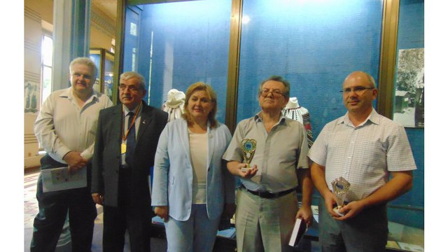 O expoziție-concurs internațională de literatură pentru colecționari a fost vernisată la Chișinău
