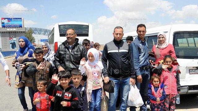Iordania: Aproximativ 153.000 de sirieni s-au întors în țara lor după redeschiderea frontierei, anunță Ammanul