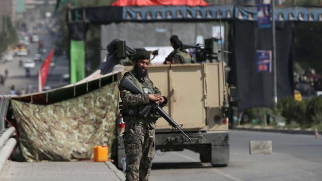 Afganistan: Tir cu rachete la Kabul în ziua atentatelor teroriste de la 11 septembrie 2001
