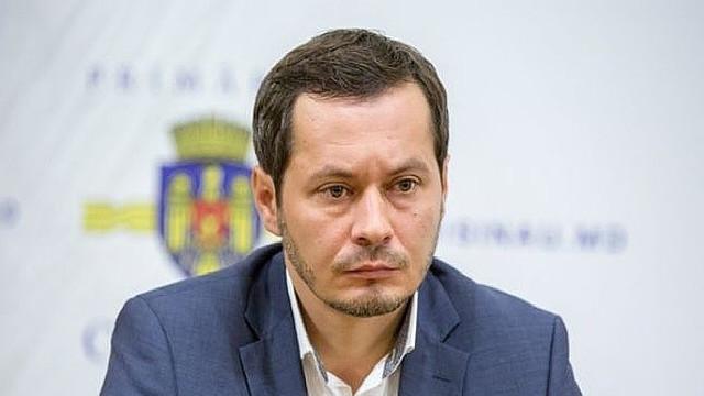 Ruslan Codreanu nu a fost înregistrat în cursa electorală