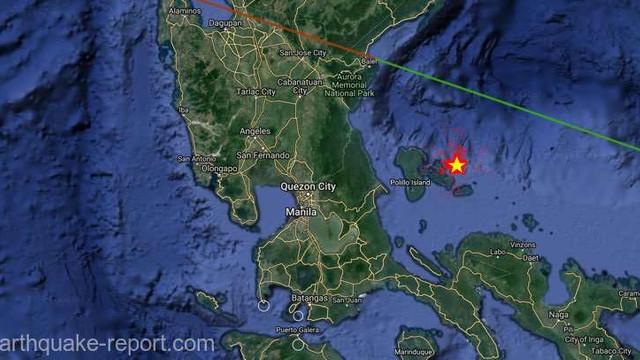 Cutremur cu magnitudinea 5,5 în Filipine, resimţit şi în capitala Manila