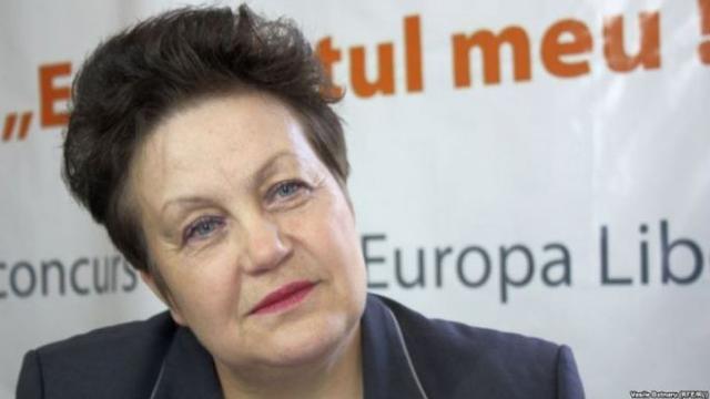 Vitalia Pavlicenco s-a înscris în cursa electorală pentru fotoliul de deputat