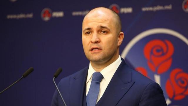 Vladimir Cebotari, candidatul PD pentru funcția de primar al Capitalei s-a lansat în campania electorală